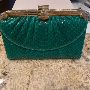 Judith Leiber wallet